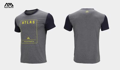 ATLAS Men's Rashguard SS